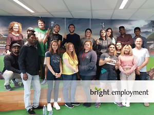 Bright Employment - Youth Hospitality Training & Job Placement Homebush Strathfield Area Preview