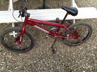 Boys BMX Apollo Bike