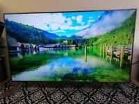 "SAMSUNG UE50TU7020KXXU 50"" Smart 4K Ultra HD HDR LED TV"