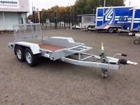New indespension 8x4 Plant Trailer save £372