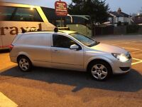 VAUXHALL ASTRA VAN 1.9 DIESEL AUTOMATIC VERY ECONOMIC 75 MILES PER GALLON TAX AND MOT READY TO DRIVE