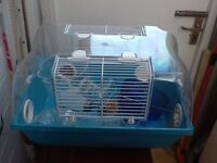 Hampster cage ,with all accessories