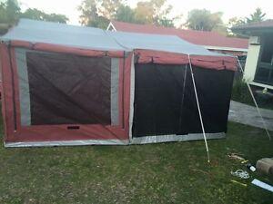 Camel group camper  trailer Ingleburn Campbelltown Area Preview