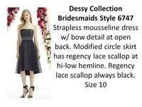 Occasion/Bridesmaids Dress- Dessy