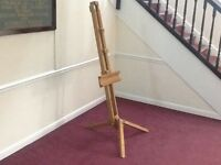 'Thames Radial' artists easel by Winsor & Newton