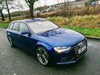 2013 Audi A4 2.0 Tdi SE....****Black Edition Spec****Finance Available****