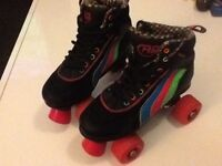 Roller skates size 4 great quality