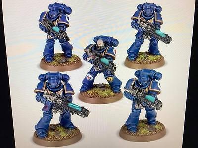 40K Dark Imperium Primaris Space Marine Hellblaster Squad Hellblasters