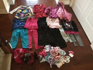 4T girls fall/winter clothes