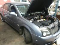 limited edition 100 vectra c turbo petrol