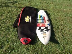 Surfboard Shortboard Dice Brighton Brisbane North East Preview