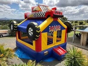 BIG RIG (monster truck) HUGE jumping castle hire from $300. Veresdale Scrub Ipswich South Preview