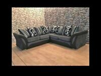 BRAND NEW SHANNON CORNER OR 3+2 SEATER SOFA SET AVAILABEL IN STOCK