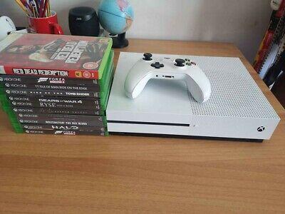 Xbox One S Console 500gb + 11 giochi condizioni perfette