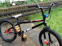 Gt bmx stunt bike fantastic condition hardly been used