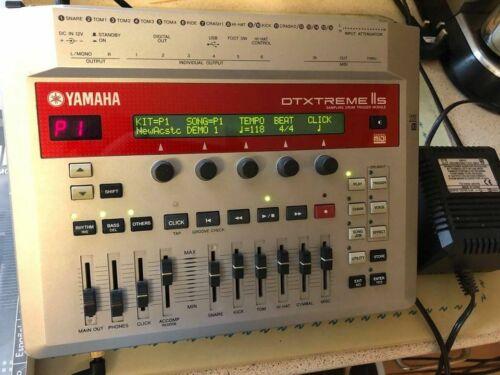 Yamaha DTXtreme IIs Electronic Drum Module / Brain 2s