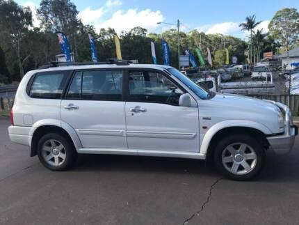 2001 Suzuki Grand Vitara XL7 - 7 Seats - 4X4 - Driveaway
