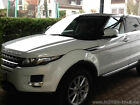 Land Rover Range Rover Evoque L538 2.2 SD4 Test