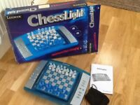 Lexibook LCG 3000 Illuminated Electronic Chess Computer