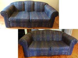 Pair of lounge sofas 2.5 seater each Woollahra Eastern Suburbs Preview