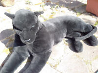 Giant Stuffed Panther