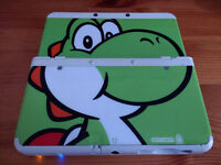New 3DS with Yoshi Cover and 121 Best 3DS Games worth £1600 - Pokemon, Mario, Zelda, LEGO, etc