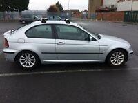 BMW 316 TI ES compact, company car forces sale