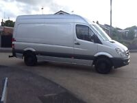 (2007) MERCEDES SPRINTER 311 CDI M.W.B HIGH ROOF, 1 OWNER FROM NEW, MINT CONDITION