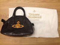 Vivienne Westwood Bag in Black