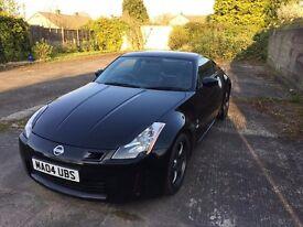 Nissan 350z Full UK GT Spec