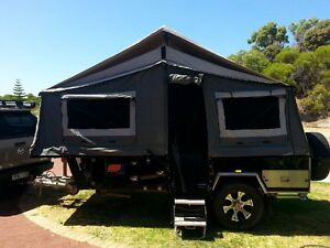 Camper trailer MDC hard top forward fold Hillarys Joondalup Area Preview