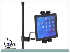 SOUNDSATION-TABSTAND-200-Supporto-per-tablet-universale-con-aggancio-asta