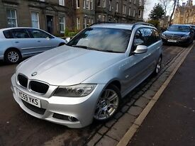 BMW 318d M SPORT TOURING, SMALL MILAGE