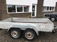 Used 8'x4' Twin Axle 1500KG Trailer