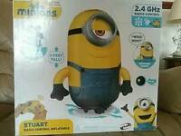 New Stuart radio controlled Minion