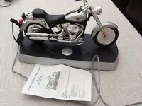 Harley Davidson telephones