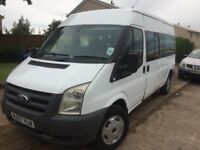Ford Transit mark 7 breaking, spare parts or spares and repair or px