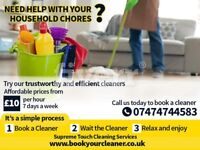 Domestic and Commercial Cleaning, One off or Regular Services, Affordable Prices