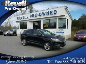 2015 Lincoln MKC AWD | LEATHER | NAVIGATION