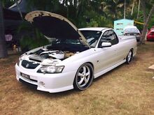 Vy ss cammed manual ute Airlie Beach Whitsundays Area Preview