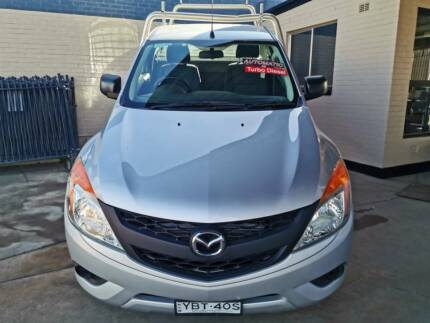 Mazda BT-50 Auto LOW KLMS 1 owner books West Tamworth Tamworth City Preview