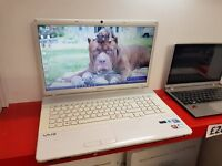 "Sony 17.3"" White Laptop iCore 5, Blu Ray Drive, 6GB Ram, Ati Graphics, 500GB HDD"