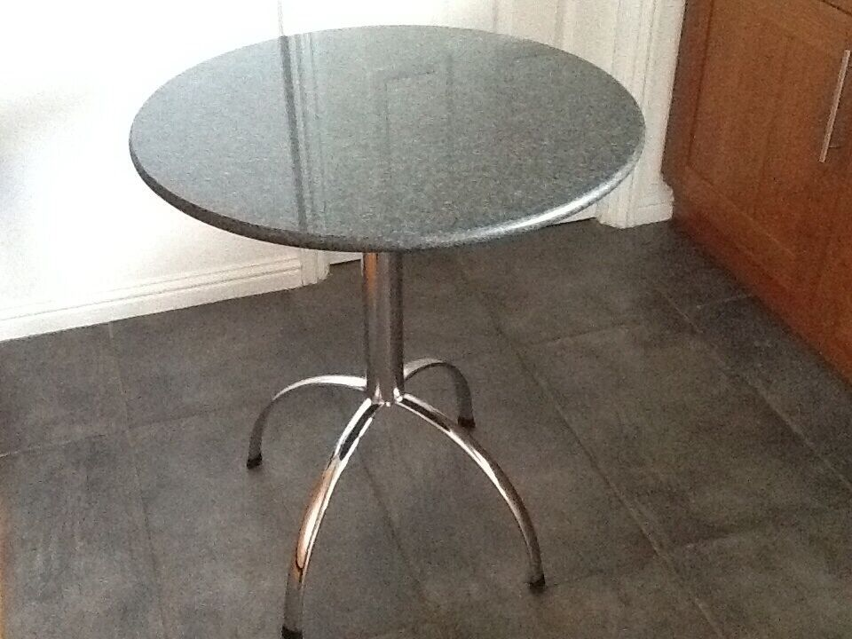 Small Granite Table In Kintore Aberdeenshire Gumtree
