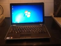 DELL LATITUDE E6230 INTEL i5 3340M CPU 120GB SSD. 6GB RAM. WEBCAM. HDMI. EXTENDED BATTERY + CHARGER