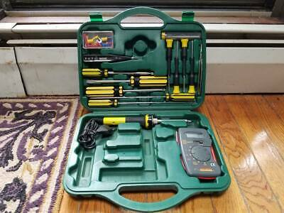 Electronic Tool Set Electrician Kit Electrical Tools Service Repair.