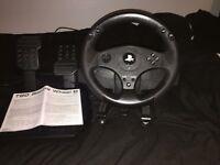PS3-4 steering wheel
