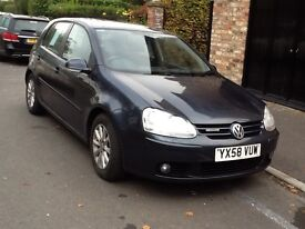 Low mileage Volkswagen Golf. Great condition. 1 owner from new.