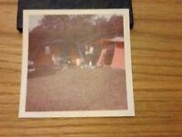 Vintage Frame Tent.