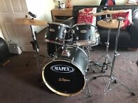 REDUCED PRICE! Mapex drum kit!