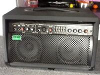 Acoustic amp trace Elliot ta 50r